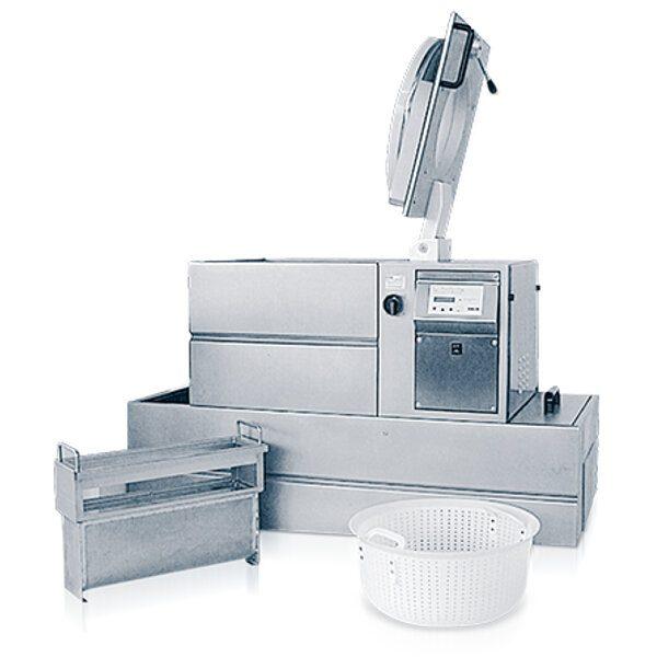 Lavatrice/Centrifuga per vegetali e frutti - Alexander Solia SWA 100.2