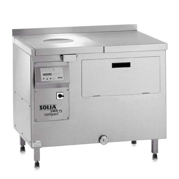 Lavatrice/Centrifuga per vegetali e frutti - Alexander Solia SWA 75.2