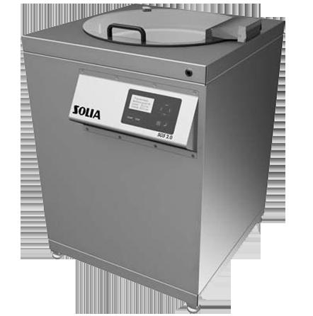 Centrifuga per vegetali - Alexander Solia SGS 2.0