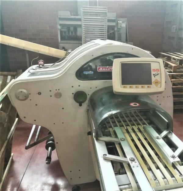 Confezionatrice automatica Newtec